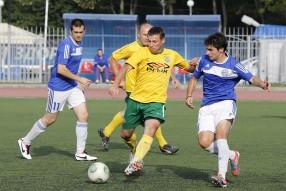 Футбольная столица