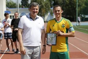 Турнир болельщиков посвященный Суперкубку России