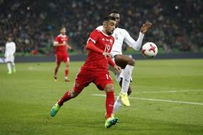 Россия - Кот-Д Ивуар 0-2