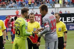 ЦСКА - Спартак 0-1