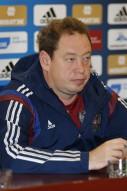 Тренировка сборной России 13.11.2015 года