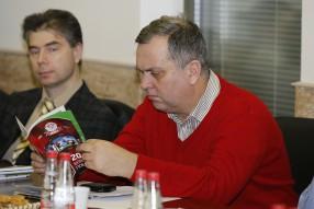 Совещание руководителей пресс-служб клубов Премьер ...