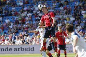 Норвегия - Россия 1-1