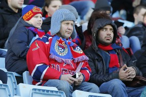 ПФК ЦСКА 4:0 Мордовия