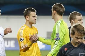 ЦСКА - Бавария 0-1