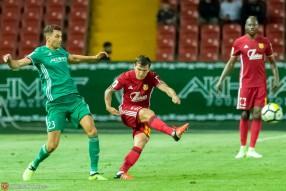 Ахмат 1:2 Арсенал