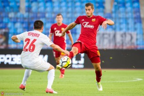 Арсенал 1:0 СКА-Хабаровск
