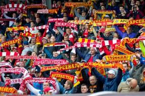 Арсенал 3:0 Спартак