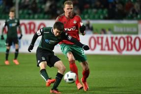Краснодар 1:2 Локомотив