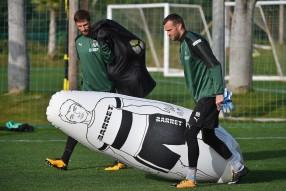 Training camp. Krasnodar.
