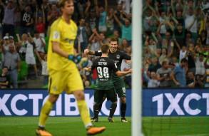 Краснодар 2:0 Динамо
