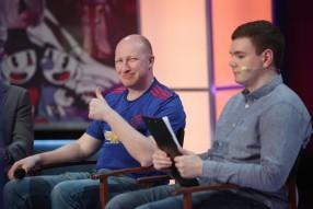 Эмоции матчей плей-офф Чемпионата РФПЛ по киберфут ...