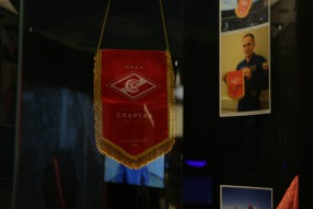 Награждение призера викторины РФПЛ и ЕЮС