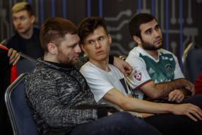 Открытие Чемпионата РФПЛ по КИБЕРФУТБОЛУ