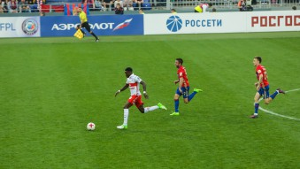 ПФК ЦСКА - Спартак 1:2