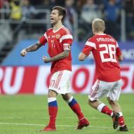 Россия - Испания 3:3
