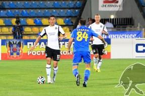 Ростов - Краснодар 0-2