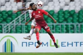 Уфа 0:1 Краснодар