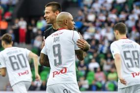 Краснодар - Локомотив 2:0