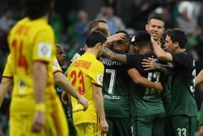 Краснодар - Арсенал 3:0