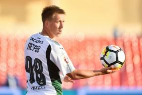SKA-KHabarovsk 0:1 Krasnodar