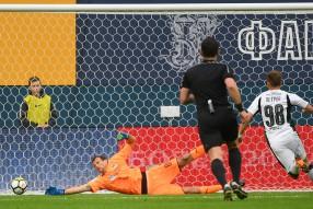 Zenit 1:2 Krasnodar