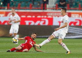 Локомотив - Арсенал 1:0