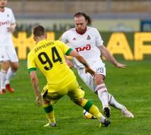 Анжи 0:1 Локомотив