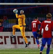 СКА-Хабаровск 1:2 Локомотив