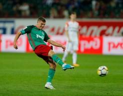 Локомотив - Урал 2:1