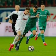 Локомотив - Ахмат 0:0