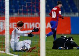 СКА-Хабаровск - Локомотив 1:2