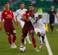 Уфа 0:0 Локомотив
