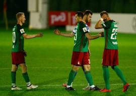 «Локомотив» - «Осиек» - 1:0