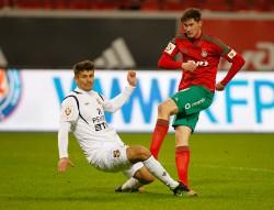 Lokomotiv - Ural - 2:2