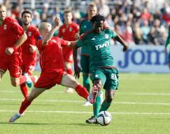 Уфа 0:3 Локомотив