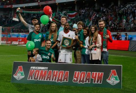 Локомотив 1:0 Арсенал