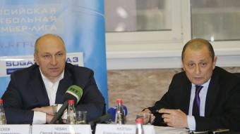 Пресс конференция посвященная итогам 21 - тура Сог ...