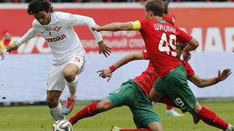 Локомотив - Спартак 0:0