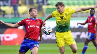 Анжи - ЦСКА 0:3