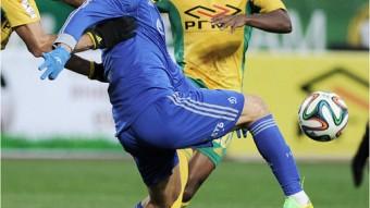 Кубань - Динамо 1:1