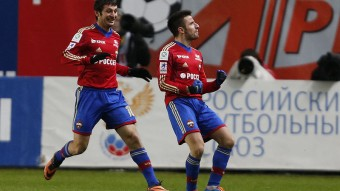 ЦСКА - Волга 3:0