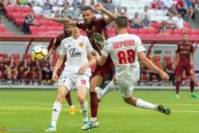 Рубин 2:1 Арсенал