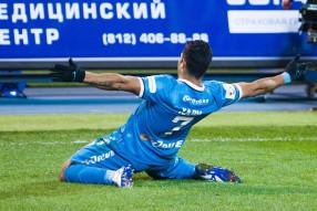 Зенит - ПФК ЦСКА 2:0