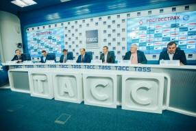Пресс-конференция посвященная старту нового сезона