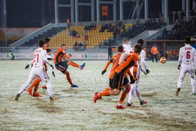 Урал 1:1 Арсенал
