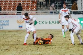 Урал - Арсенал 1:1
