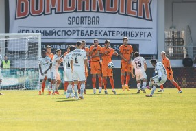 Урал - ЦСКА 3-4