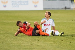 Урал 1:3 Локомотив