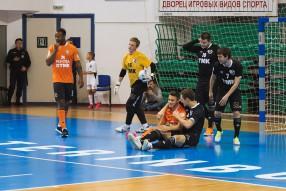 Благотворительный матч «Урал» - «Синара»